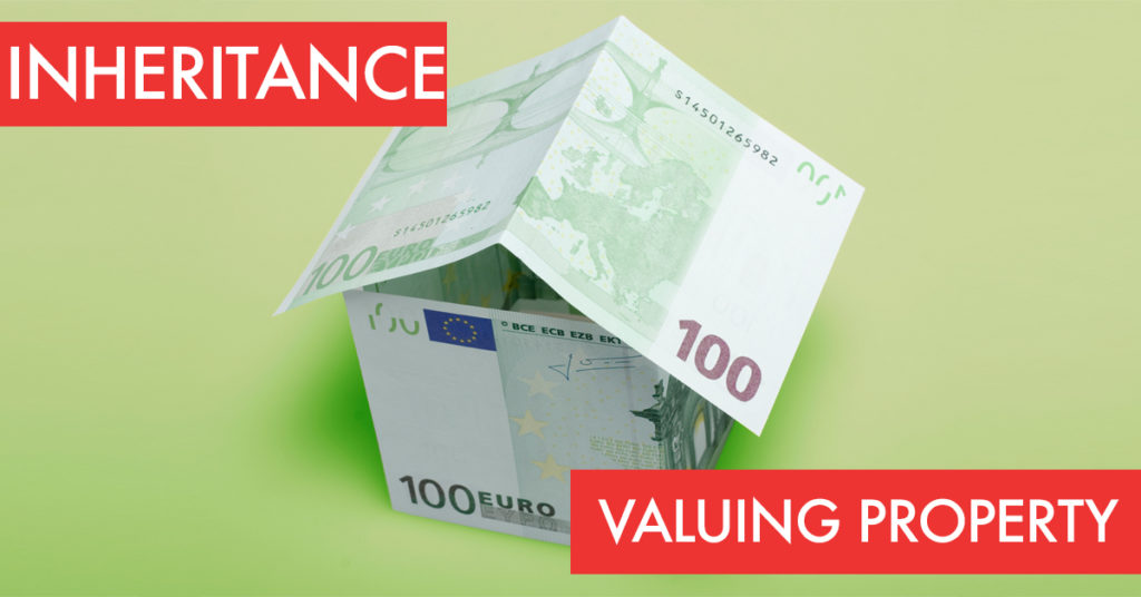 How to value properties for inheritance purposes in Spain, calculation of the minimum tax value of a real estate property.