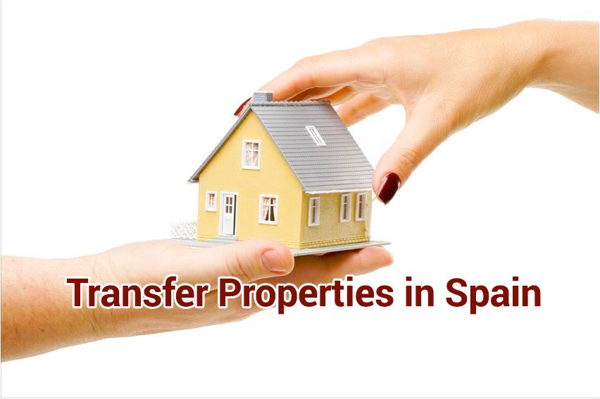 Die für Ehepartner günstigste Methode für die Übertragung von Immobilien in Spanien.