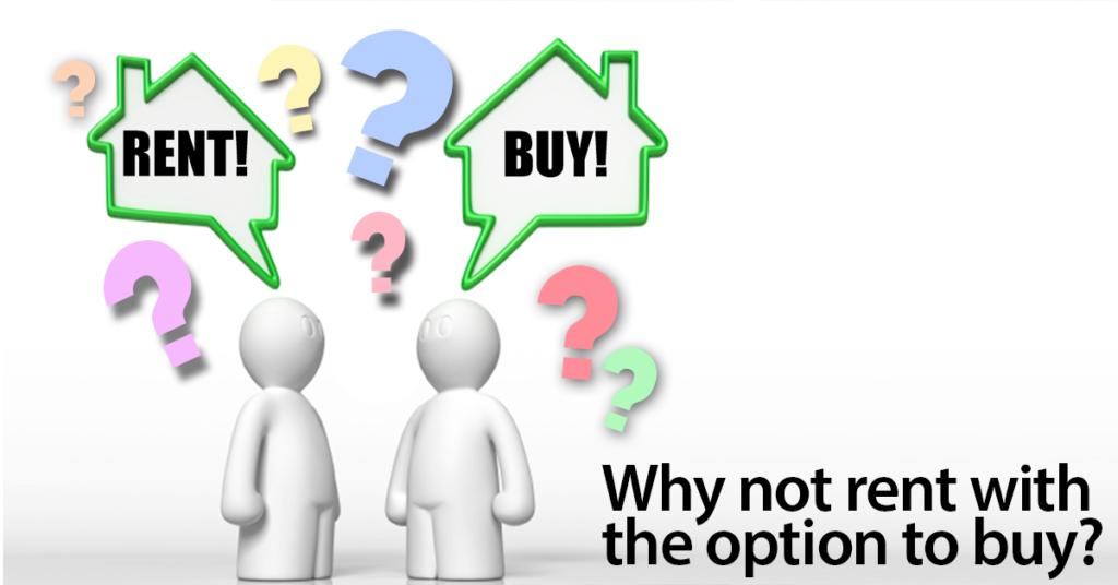 El alquiler con opción de compra puede ser la solución.