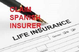 Reclamar contra compañía de seguros