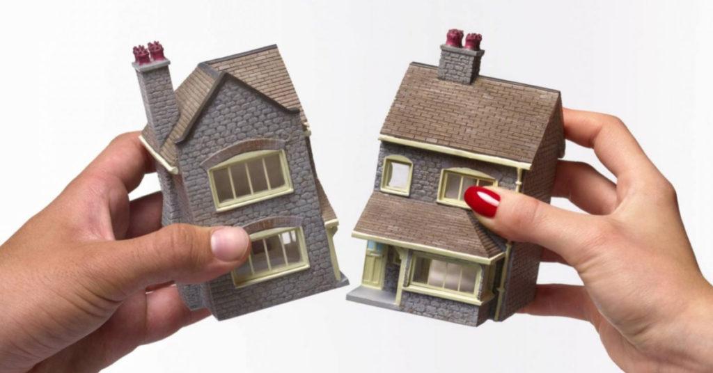 Rückerlangung des Wohnrechts, Lebensgemeinschaft mit neuem Partner. Familienwohnung. Entzug Wohnrecht nach Scheidung.