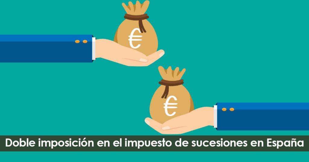 Doble imposición en el impuesto de sucesiones en España.