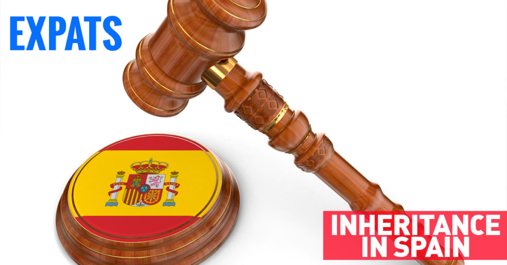 Wills and inheritance of expatriates in Spain. Regulation 650/2012.
