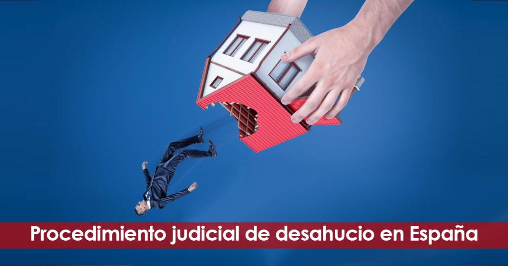 Procedimiento judicial de desahucio en España. Cesión y Precario