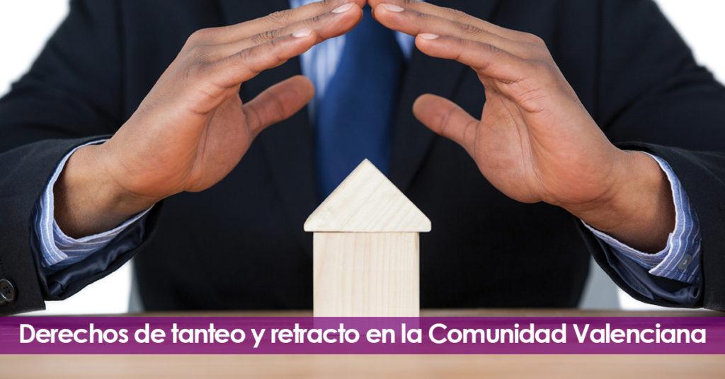 derechos de tanteo y retracto en la Comunidad Valenciana