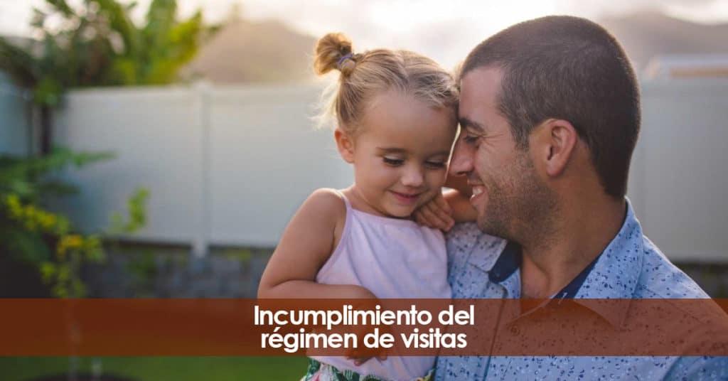 La responsabilidad civil por incumplimiento del régimen de visitas