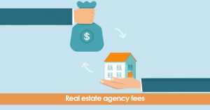Real estate agency fees. Claim.